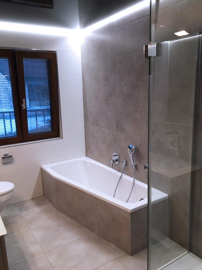 Viel Bad Auf Kleinem Raum