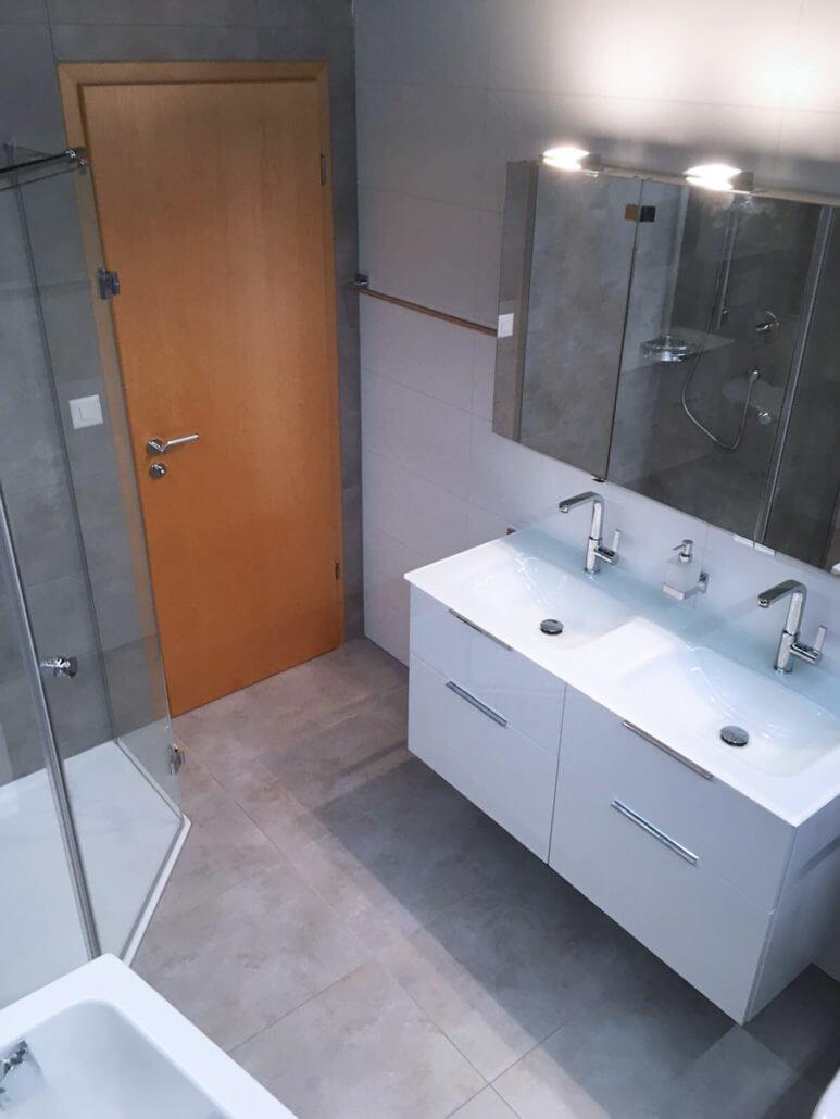 Charmant Viel Bad Auf Kleinem Raum